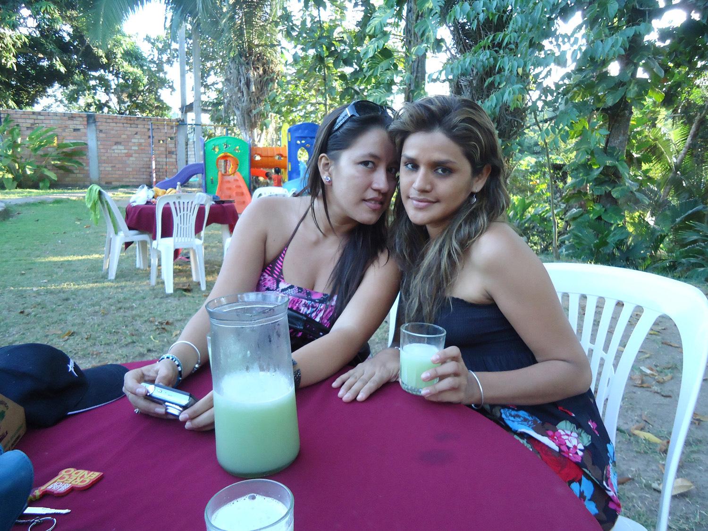 Carlita en back de fotos - 2 7
