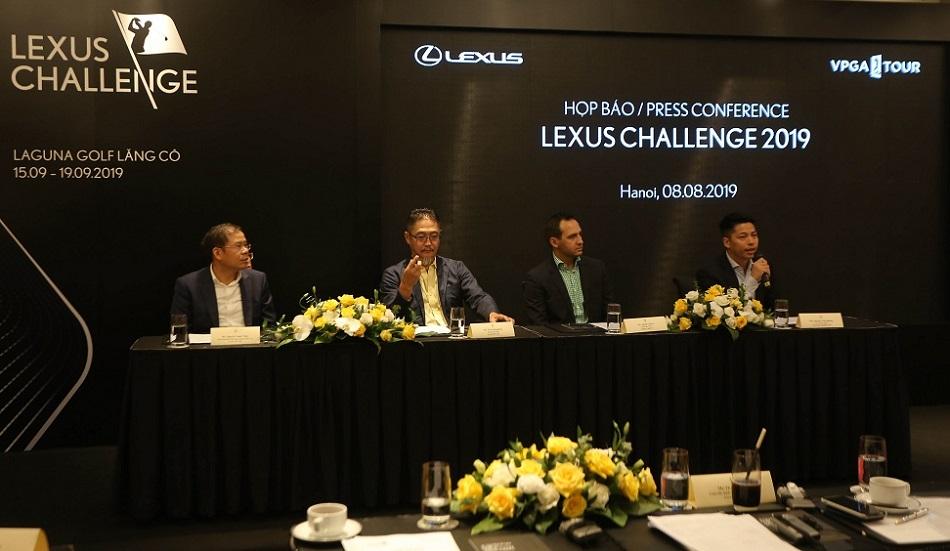 Lexus Challenge 2019
