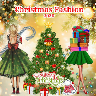 ChristmasFashion2020,ChristmasDresses,ChristmasMakeup,Eva,Christmas,Magazines