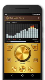 Dub Music Player Equalizer v4.11 MOD APK