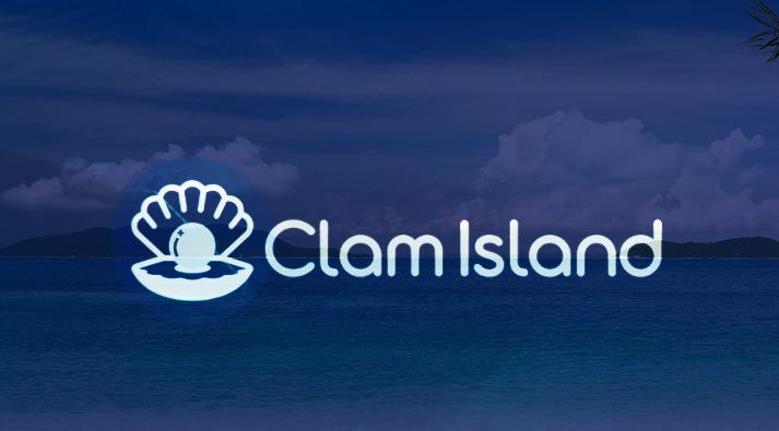 Clam Island Krypto-Spiel