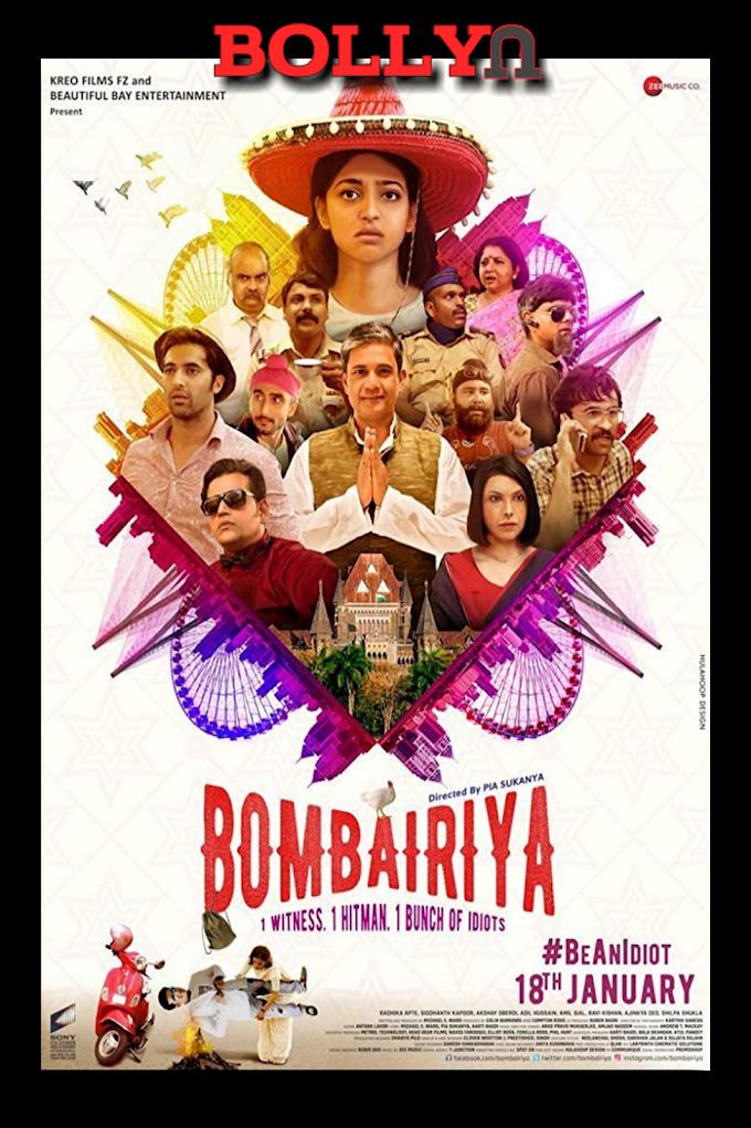 Bombairiya 2019 [bollyu]Full Hindi Movie Download 720p
