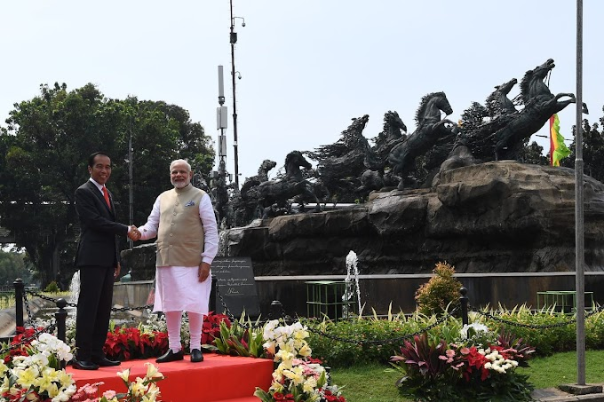 India and Indonesia's cultural and historical bonds
