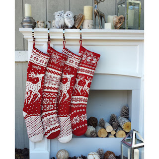 knit stocking by the fireplace eugenie2 etsy