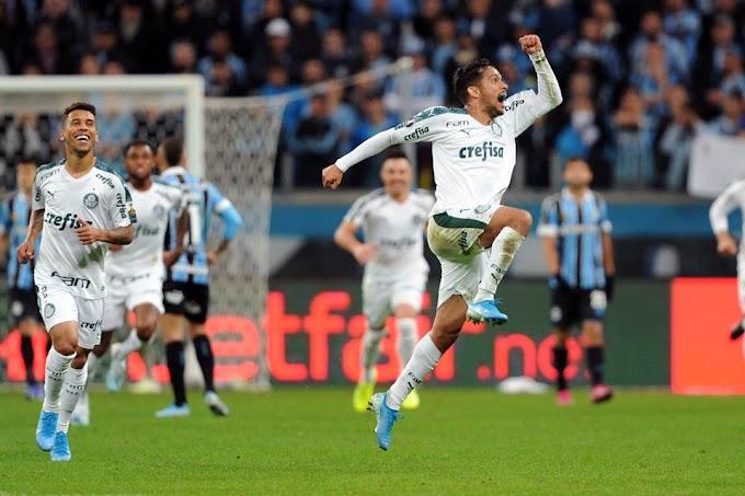 Grêmio x Palmeiras bate recorde histórico de audiência no Fox Sports; veja os números