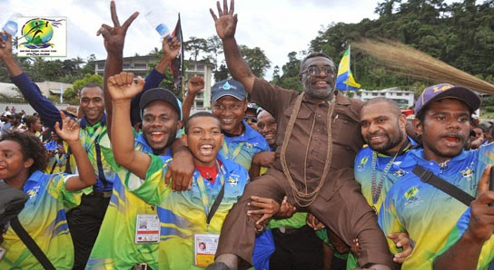 Morobe wins 6th PNG Games