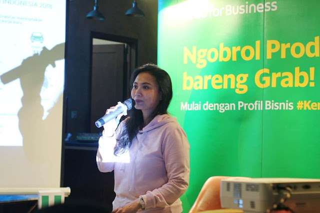Upgrade Aplikasi Grab Menjadi Grab For Bussiness