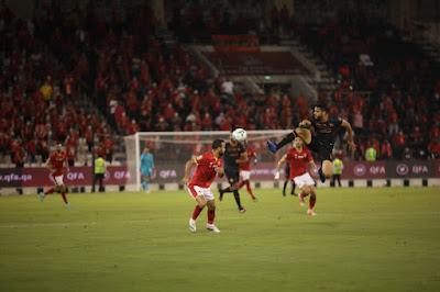 ملخص واهداف وتتويج مباراة الاهلي ونهضة بركان (2-0) السوبر الافريقي