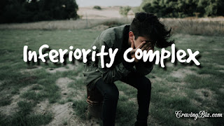 Cravingbiz quote on Inferiority complex