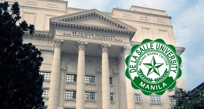 No DLSU college admission test DCAT for AY 2021-2022