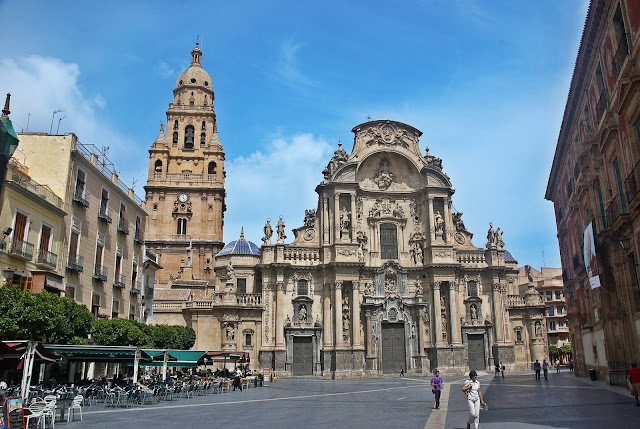 Bazylika Santa Maria hiszp. Murcia, Región de Murcia