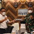 TNI AL dan PT KAI Sepakati PKS Bidang Perbantuan Personel