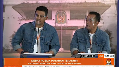 Survei Pilkada Medan Indo Barometer: Bobby-Aulia Unggul, 58,3% Rahasia