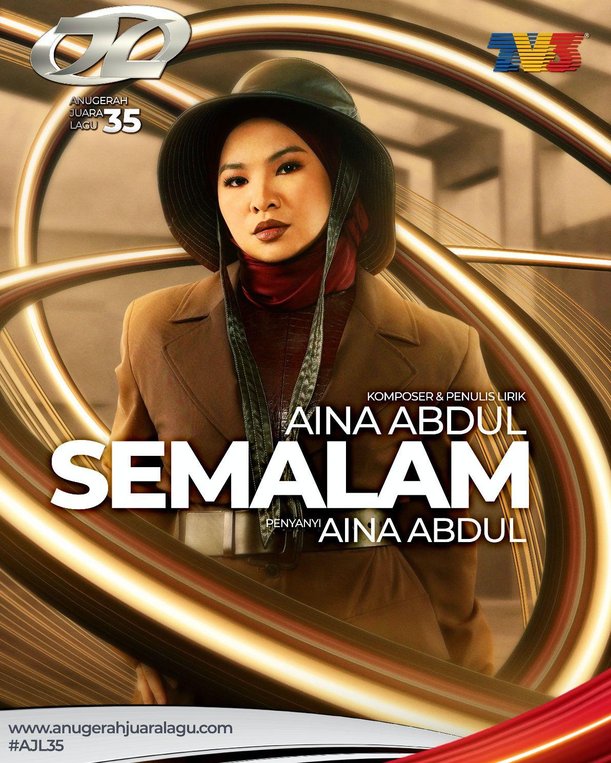 Semalam - Aina Abdul