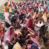गाजीपुर: दस सूत्रीय मांगों को लेकर आशा/संगिनी संघ ने किया धरना-प्रदर्शन