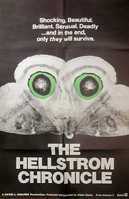 The Hellstrom Chronicle Poster