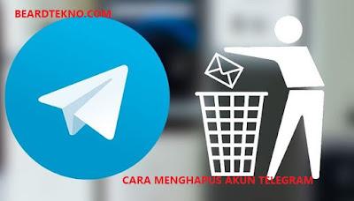 Cara Hapus Akun Telegram Permanen Maupun Sementara