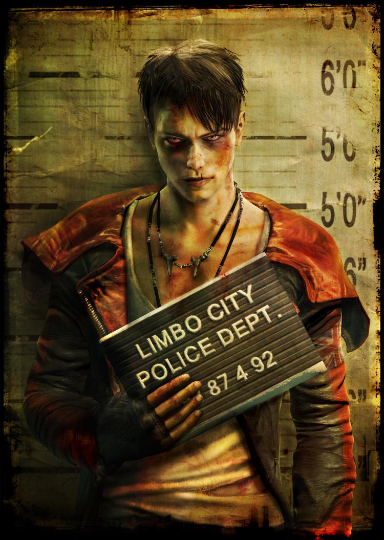 Devil May Cry 5 Dante Limbo City Police Dept