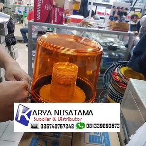 Jual LED Lampu Rotary Multivolt 220Vac, 24 VDC, 12VDC di Tasik
