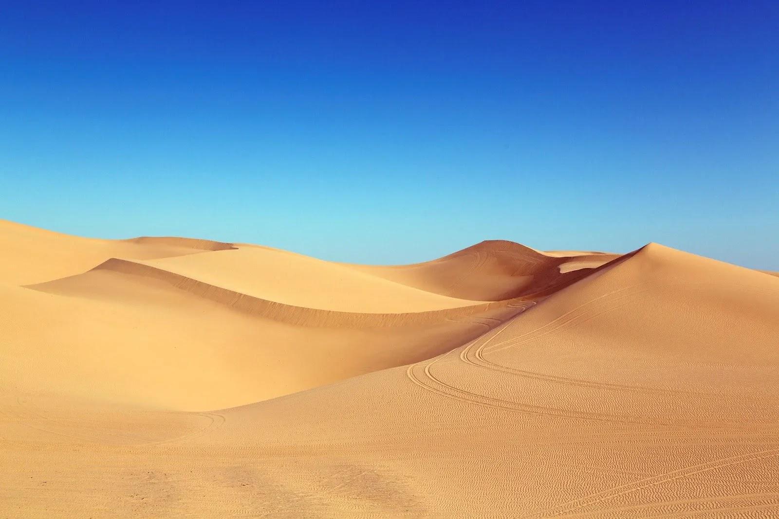 أجمل خلفيات الصحراء الجميلة لويندوز 7