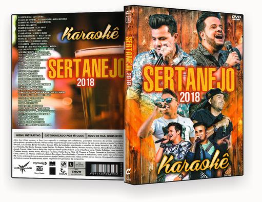 Karaoke Sertanejo 2018 – ISO