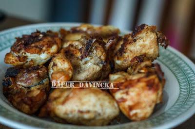 Resep Ayam Goreng Ungkep