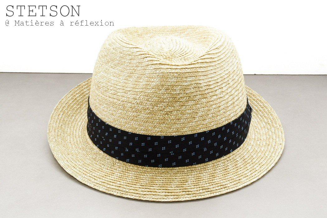 Stetson chapeau femme