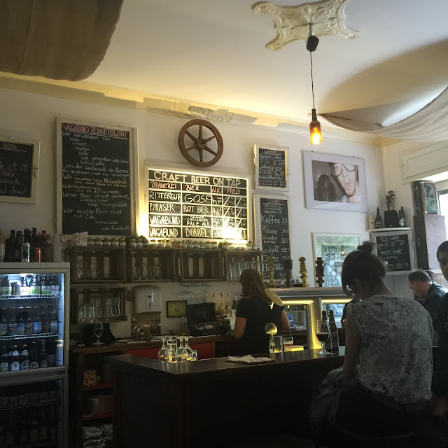 Vagabund Brauerei, Berlim.