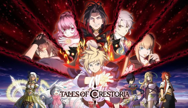 Game Tales of Crestoria menunjukkan Trailer Baru untuk Karakter Aegis