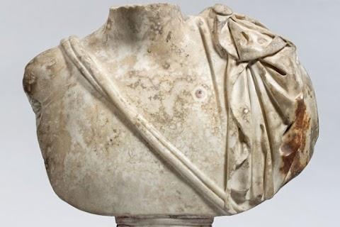 Újonnan felfedezett Hadrianus-portrétöredék a Szépművészeti Múzeumban
