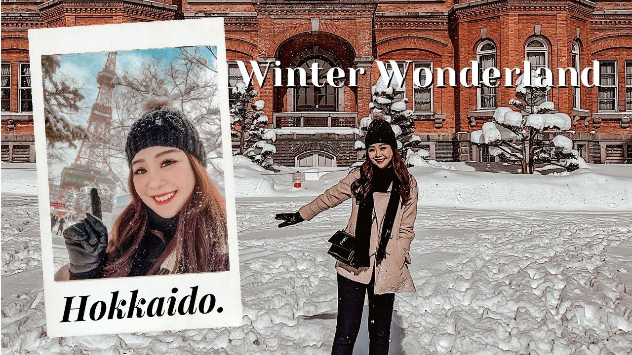 WINTER WONDERLAND IN HOKKAIDO