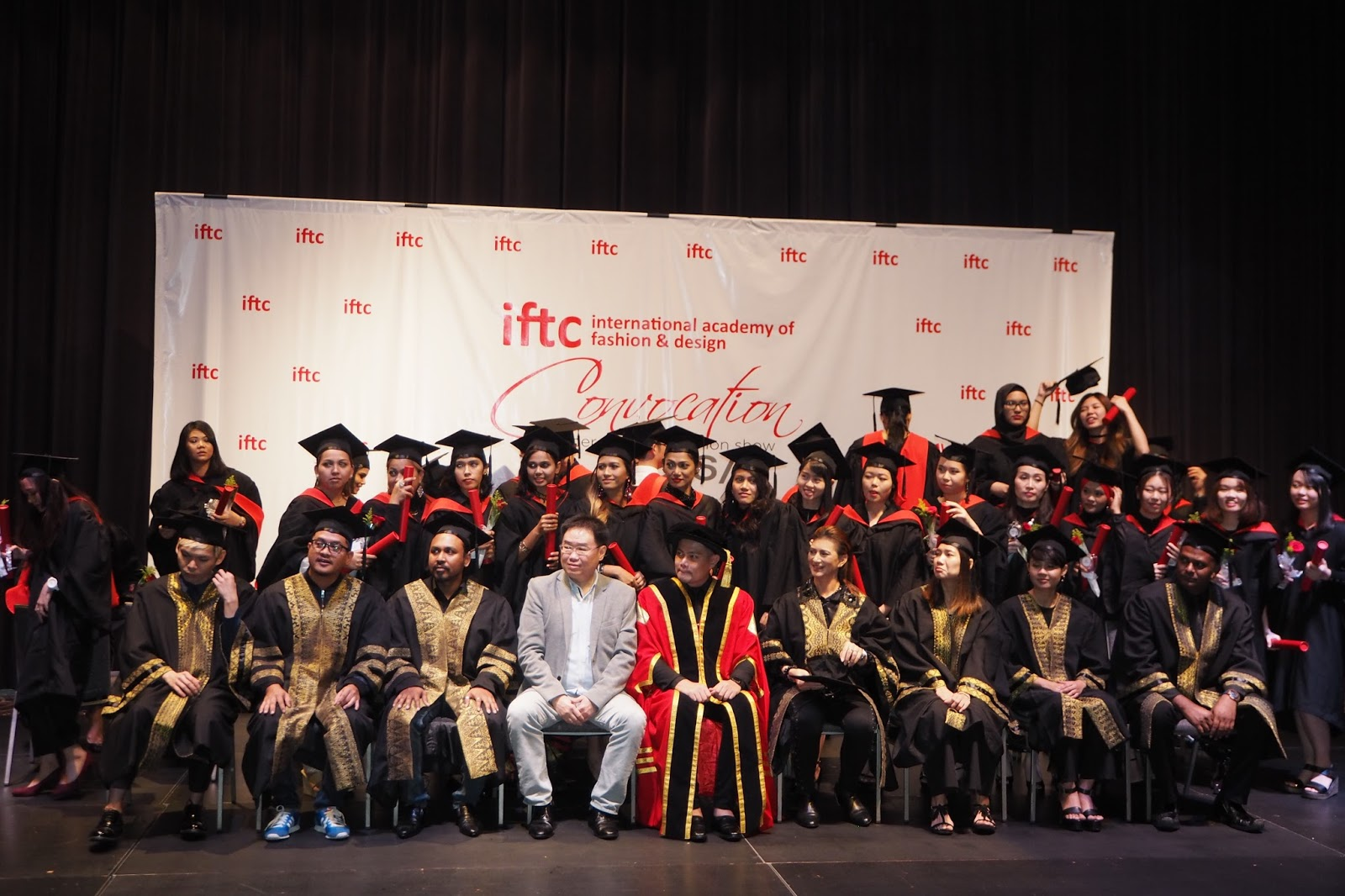 Kee Hua Chee Live Part 2 Iftc International Academy Of Fashion Design Held Its Convocation At Wisma Bentley Music Auditorium In Fashionable Style With Show And Presentation Of Scrolls To Graduating Students