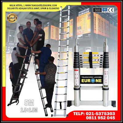 tangga-teleskopik