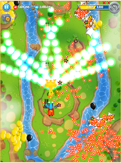 Download Bloons Supermonkey 2 V1.1.0 MOD Apk + Data Terbaru