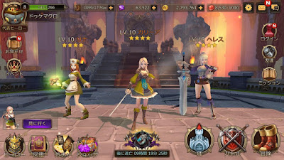 Hope Heroes of Perfect element MOD Apk v1.0.12 Unlimited Money Android Terbaru 2017