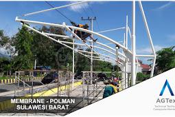 CANOPY MEMBRANE - POLEWALI MANDAR Sulawesi Barat
