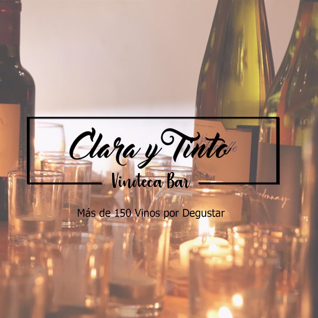 Clara y Tinto