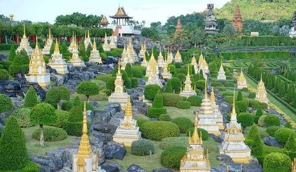 Nong Nooch in Thailand
