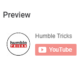How to add YouTube Subscribe Button on Website?