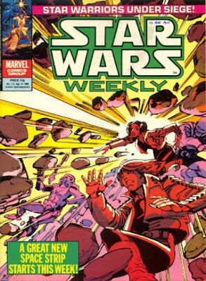 Star Wars Weekly #111
