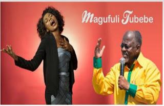 New Audio: Rose Muhando - Magufuli Tubebe