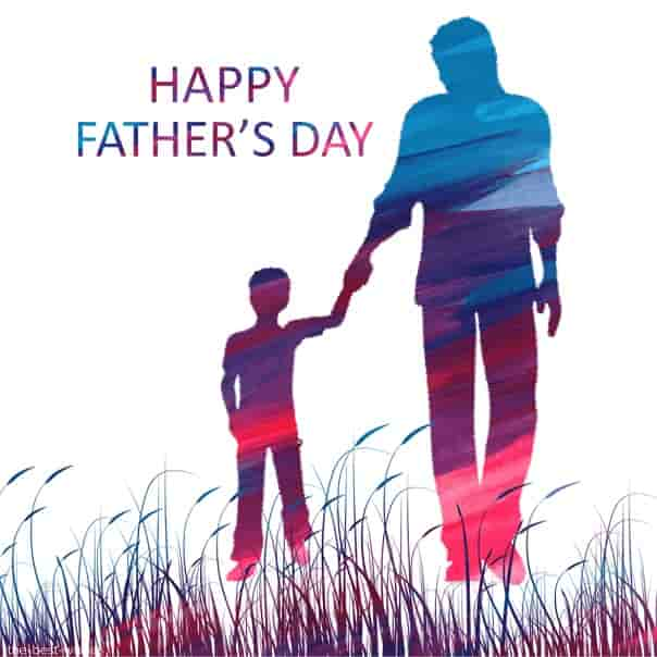 simple father day image