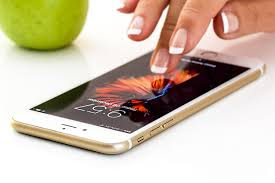 What is touchscreen technology and its function?