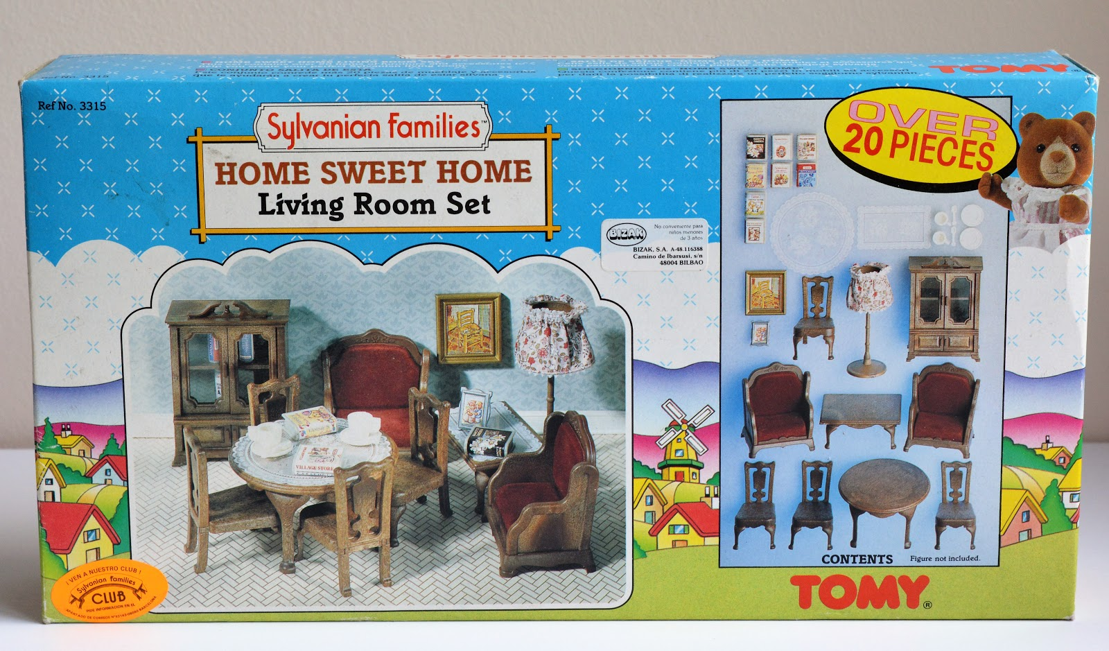 Sweet Life Poltrone.My Sylvanian Paradise Sylvanian Families Home Sweet Home