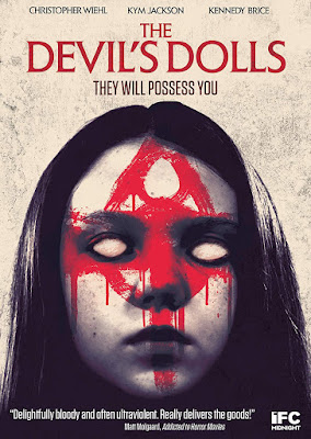 The Devils Dolls 2016 DVD R1 NTSC Latino