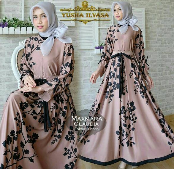 41 Model Busana Muslim Wanita Terbaru 2019 Model Baju Muslim