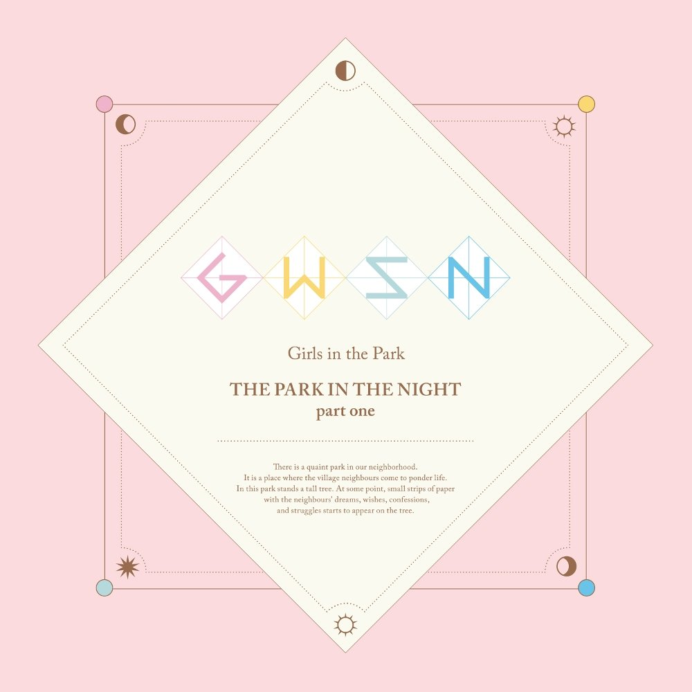 GWSN – 1st Album – THE PARK IN THE NIGHT Part one