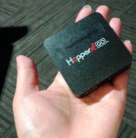 DISH Network launched HopperGO Super portable mini device for TV on the go