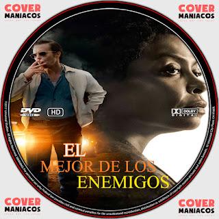 GALLETA EL MEJOR DE LOS ENEMIGOS 2019[COVER DVD]