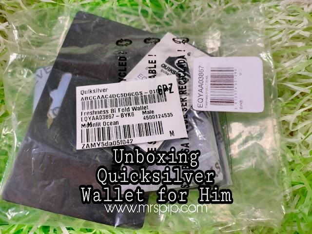 Review Quicksilver Freshness Bi Fold Wallet for Men